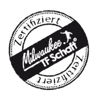 Sanitätshaus Pfänder Milwaukee TF Schaft zertifiziert
