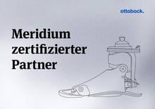 Sanitätshaus Pfänder Ottobock Zertifikat Meridium