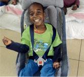 Sanitätshaus Pfänder Spendenaktion Rollstühle für Afrika
